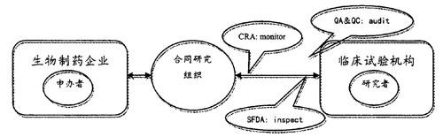 CRO合作流程示意